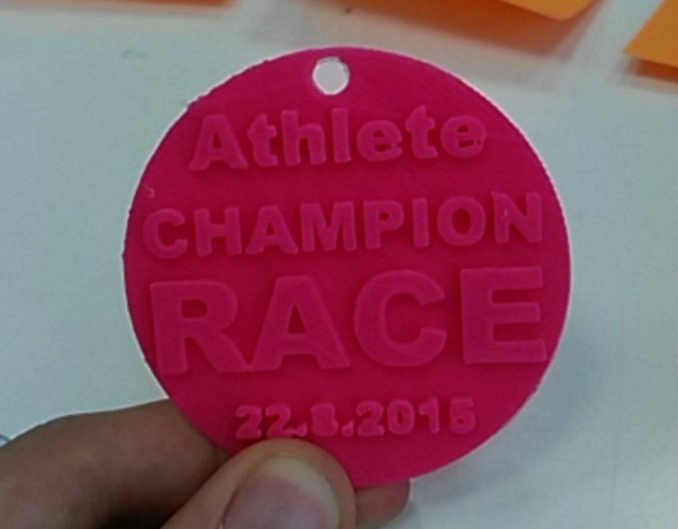 Medaile 3