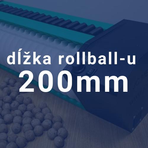 Dĺžka 200mm